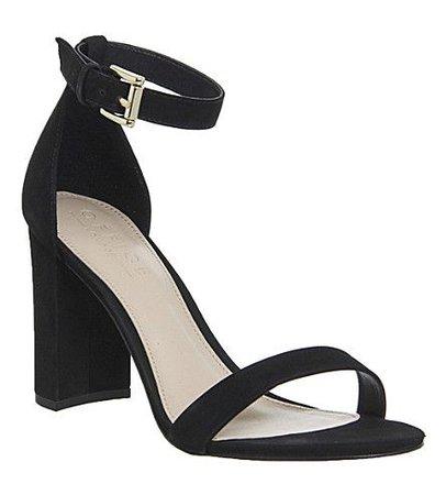 Nina black heel