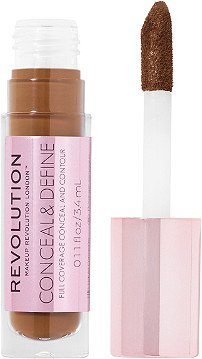 Makeup Revolution Conceal & Define Full Coverage Concealer | Ulta Beauty