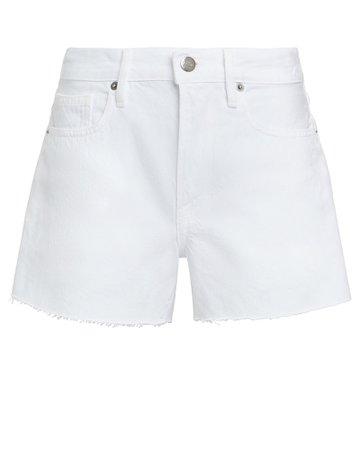 FRAME   Le Brigette Denim Shorts   INTERMIX®