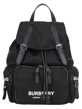 Burberry Burberry Backpack - Black - 11256792   italist