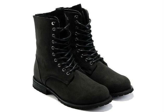 black-velvet-combat boots