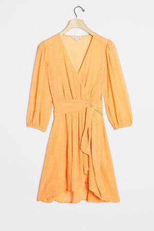 Celeste Wrap Dress | Anthropologie