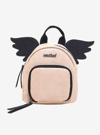 Supernatural Castiel Wings Mini Backpack