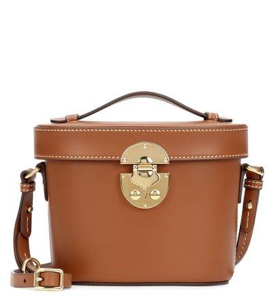Leather Crossbody Bag - Miu Miu   Mytheresa