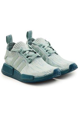 NMD R1 Primeknit Sneakers Gr. UK 7
