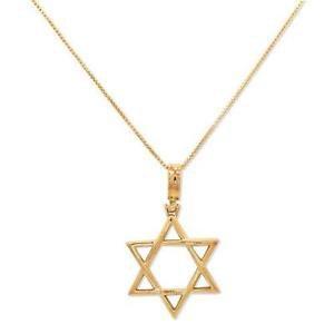 Star of David Necklace | eBay