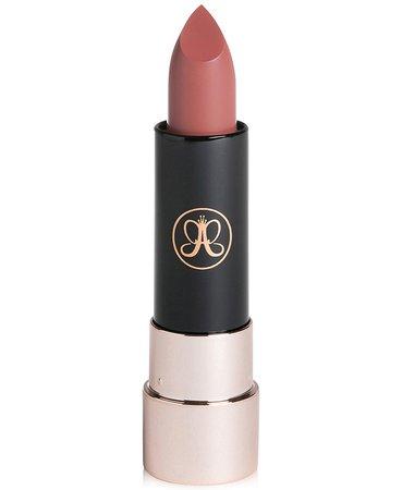 Lipstick Anastasia Beverly Hills Matte Petal & Reviews - Makeup - Beauty - Macy's