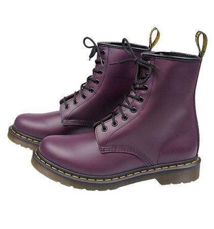 royal purple dr martens