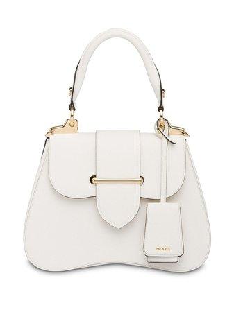 Prada Sidonie Medium Saffiano Bag Ss19   Farfetch.com