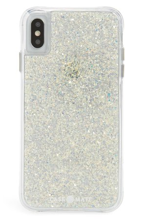 Case-Mate® Twinkle iPhone X/Xs & Xs Max Phone Case | Nordstrom