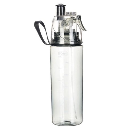 High Quality Portable Sports Water Bottle With Spraying Feature For Home Office Hiking Riding Camp 600ML Summer Drinkware-in Water Bottles from Home & Garden on Aliexpress.com   Alibaba Group