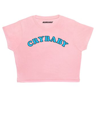 pink crybaby top wish - Google Search