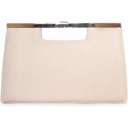 Peter Kaiser UK | Wye | Rosa Pink Blush Leather Evening Clutch Bag