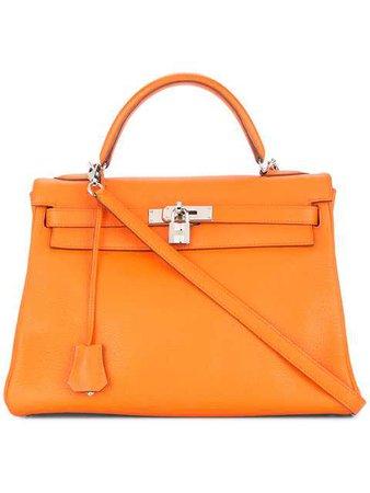 Hermès Vintage Kelly 32 Bag - Farfetch