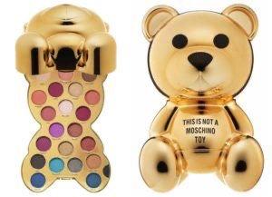 Moschino x Sephora Teddy Bear Eyeshadow Palette