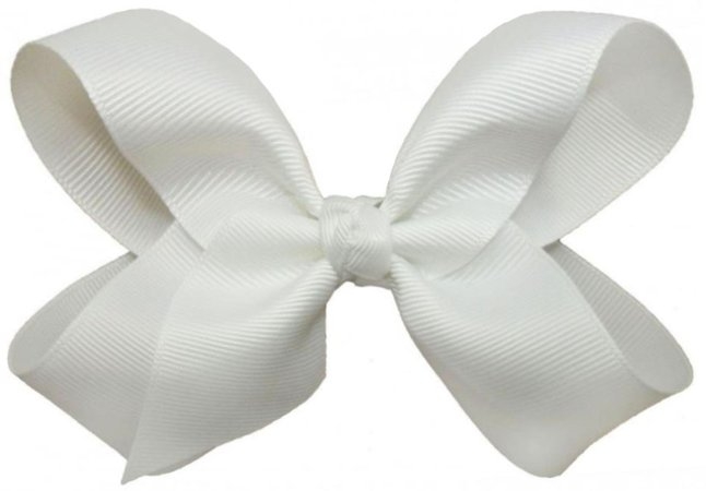 white hair bow - Yahoo Image Search Results