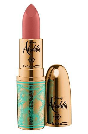 MAC Disney Aladdin Lipstick (Limited Edition) | Nordstrom