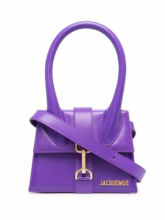 Shop Jacquemus Le Chiquito Montagne mini bag with Express Delivery - FARFETCH