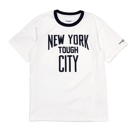 TAKAHIROMIYASHITATheSoloist. sur Instagram: [information.] NEW YORK TOUGH CITY s/s tee. releases on Friday, May 29th at…