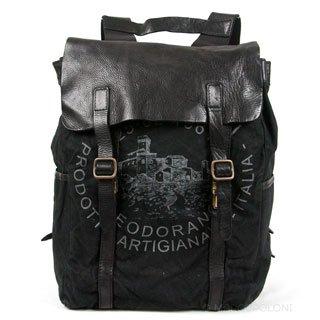 GIGLIO black backpack