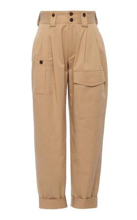 Stretch Cotton Cargo Pants by Dolce & Gabbana | Moda Operandi