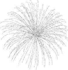 silver firework clipart - Clip Art Library