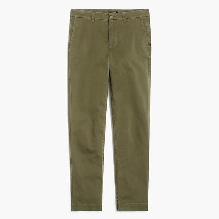 J.Crew Factory: High-rise Girlfriend Chino Pant For Women