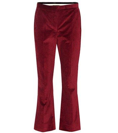 Saigon corduroy pants