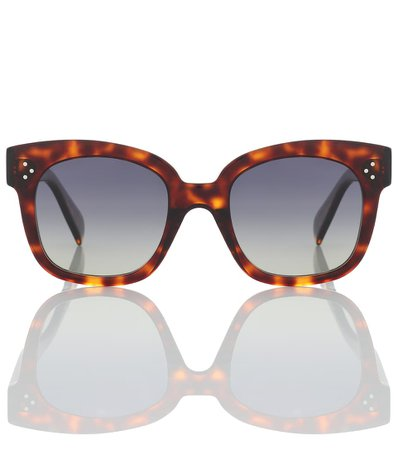 Oversized Cat-Eye Sunglasses - Celine Eyewear | Mytheresa
