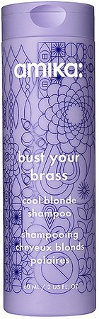 Travel Bust Your Brass Cool Blonde Shampoo