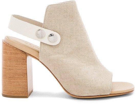 Leigh High-Heel Sandal