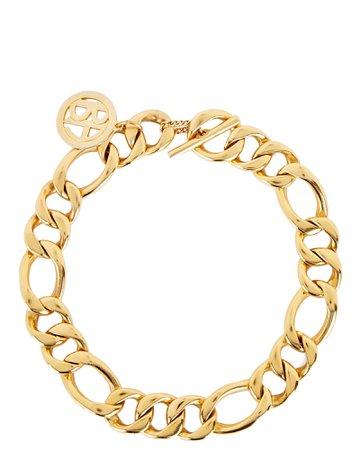 Ben-Amun Mixed Chain Link Necklace | INTERMIX®