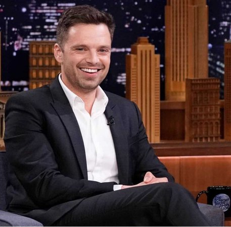 Sebastian Stan on Jimmy Fallon (May 1, 2019)