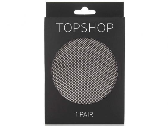 topshop fishnet tights