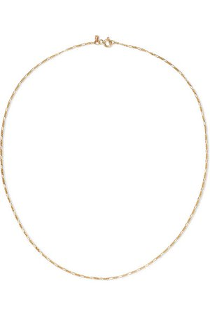SARAH & SEBASTIAN | Gold necklace | NET-A-PORTER.COM