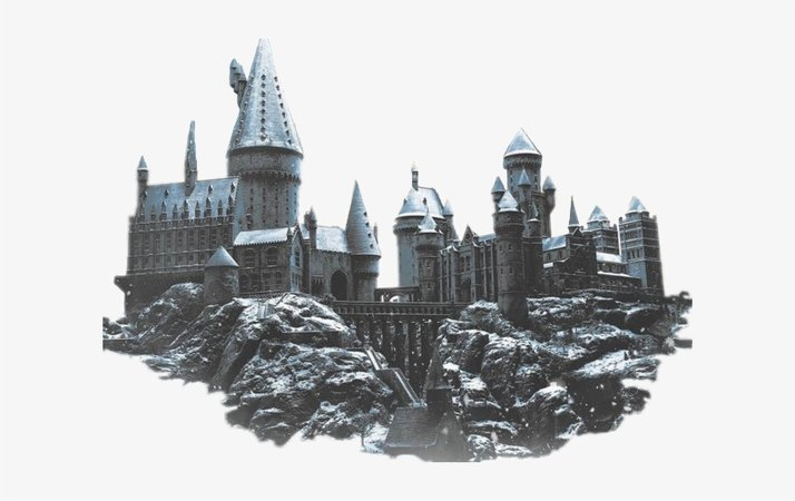 harry potter hogwarts transparent