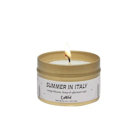 Summer in Italy Travel Candle - Catbird