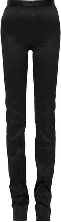 Mach & Mach Black Stretchy Pants