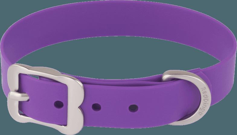 Fenrir's Symbol - Purple Collar