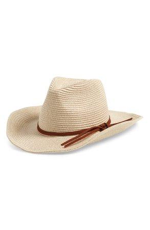 Sole Society Western Hat