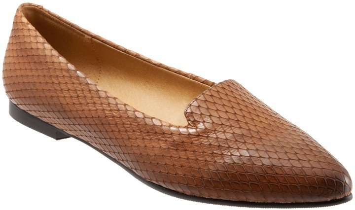 Harlowe Pointed Toe Loafer