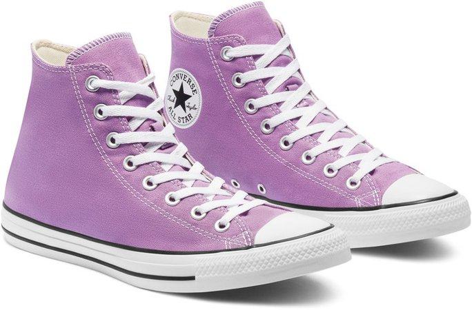 Chuck Taylor(R) All Star(R) Seasonal Hi Sneaker