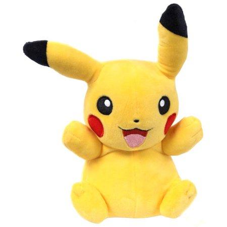 "Pokémon Sword & Shield Official 8"" Plush - Pikachu - Walmart.com - Walmart.com"