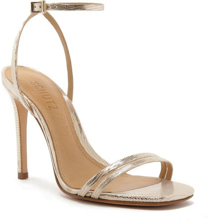 Schutz Altina Ankle Strap Sandal (Women) | Nordstrom