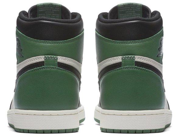 "Air Jordan Retro 1 ""Pine Green"""