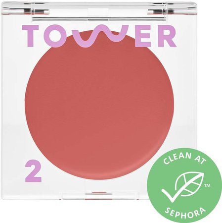 Tower 28 Beauty - BeachPlease Tinted Lip + Cheek Balm