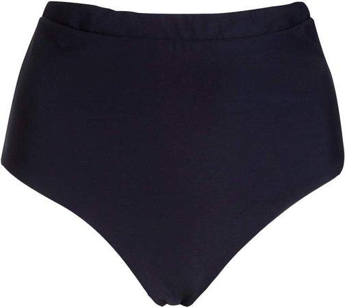 Bondi Born Tatiana High-Rise Bikini Bottoms