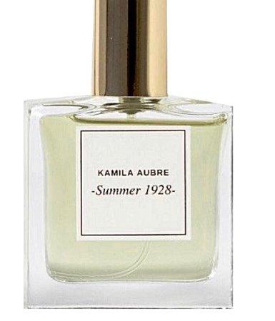kamila aubre summer 1928 parfum