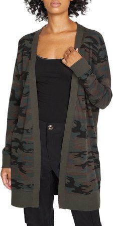 Play Open Front Cardigan