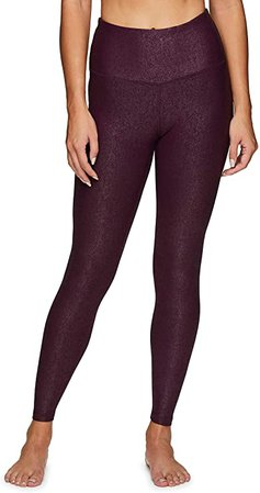 RBX Active Women's Ankle Full Length Printed Athletic Running Workout Yoga Leggings at Amazon Women's Clothing store